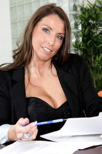 Mature lady Stacie Starr pulls out her big tits and jerks off her stepson № 113982 загрузить