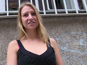 PublicAgent - Nervous Russian accepts cash for sex from stranger
