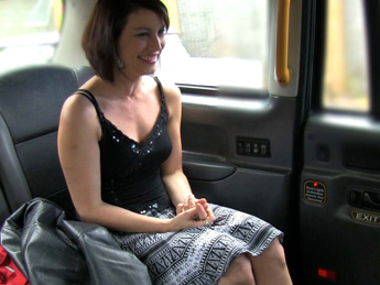 FakeTaxi - Taxi fan finally gets infamous cock