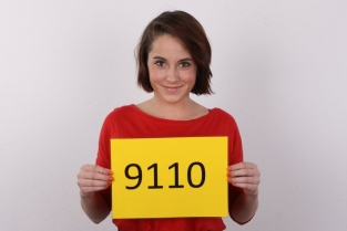 Czech casting - Lucie 9110