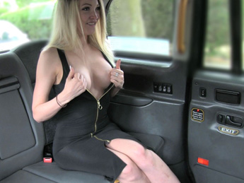 FakeTaxi - Super hot blonde with a great body loves cock