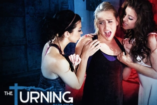 GirlsWay - The Turning: Part Four Carter Cruise, Tara Morgan, Adriana Chechik