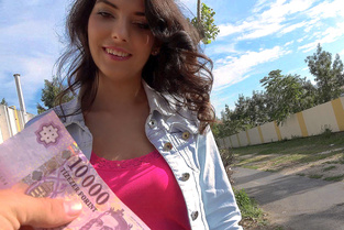 Brunette Sucks Stranger's Dick Video & Bessi - Public Pick Ups