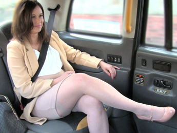 FakeTaxi - Office romance revenge with London cabby