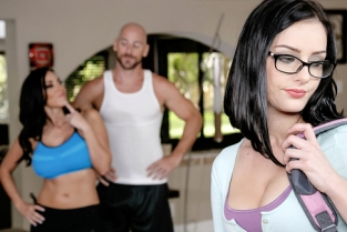 Kindly Fuck My Stepdaughter Amanda Lane, Veronica Rayne, Johnny Sins