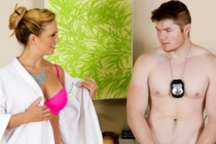 NuruMassage - Don't Blow My Cover Cherie DeVille, Jake Jace