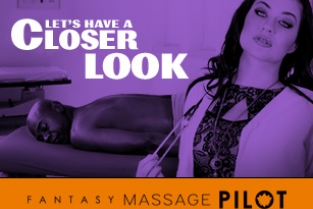 Fantasy Massage - Let's Have A Closer Look Jessica Ryan, Sean Michaels