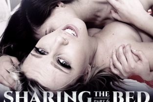 GirlsWay - Sharing the Bed: Part Six Shyla Jennings, Sasha Heart