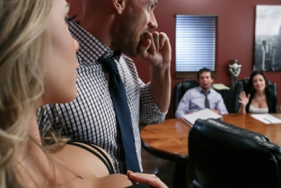 A Union Nutbuster Nicole Aniston, Johnny Sins