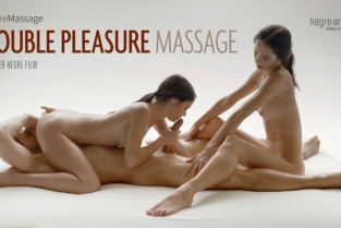 Hegre Art - Double Pleasure Massage