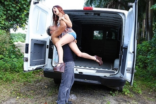 PunishTeens - Vannessa Phoenix Abandoned And Helpless Teen Gets Wrecked