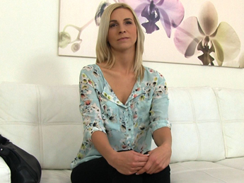 FakeAgent - Actress fucks to get dream job