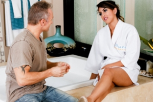NuruMassage - My Broken Body Sophia Leone, Eric Masterson, Marcus London
