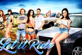 DigitalPlayGround - Let It Ride: Ariana Marie, Ash Hollywood, Cassidy Klein