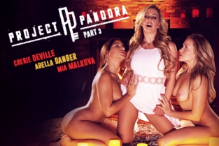 GirlsWay - Project Pandora: Part Three Cherie DeVille, Abella Danger, Mia Malkova