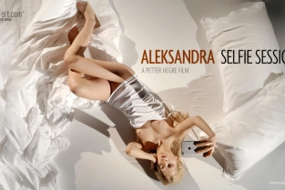 Hegre Art - Aleksandra Selfie Session