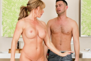 NuruMassage - Take Your Son To Work Day Farrah Dahl, Seth Gamble