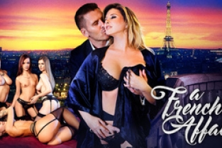 DigitalPlayGround - A French Affair: Lea Guerlin, Nikita Bellucci, Stella Cox