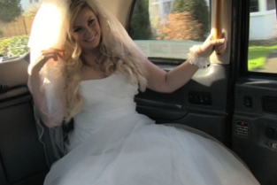 Fake Taxi - Runaway bride needs big cock