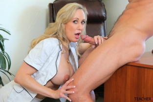 NubilesPorn - Teacher Gets Caught Brandi Love, Hollie Mack