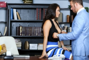 DigitalPlayGround - Breaking The Routine: Eva Lovia, Chad White