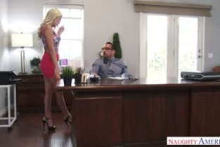 Naughty Office - Kenzie Taylor