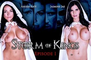 Storm Of Kings: Part 1 Anissa Kate, Jasmine Jae
