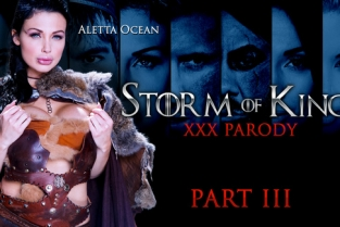 Storm Of Kings XXX Parody: Part 3 Aletta Ocean, Marc Rose