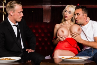 Have You Been Served? Sandra Star, Keiran Lee