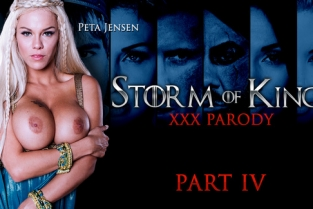 Storm Of Kings XXX Parody: Part 4 Peta Jensen, Marc Rose