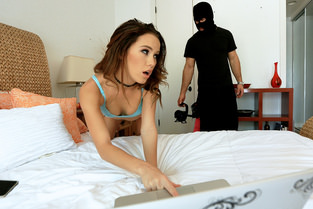 Webcam Model gets Freaky for Tokens Video & Megan Rain - Pervs On Patrol