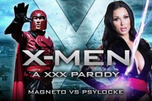 XXX-Men: Psylocke vs Magneto (XXX Parody) Patty Michova, Danny D