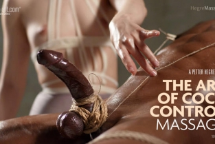Hegre Art - The Art of Cock Control Massage