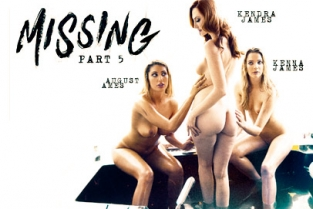 GirlsWay - Missing: Part Five August Ames, Kendra James, Kenna James