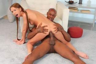 White Teens Black Cocks - Paris Devine