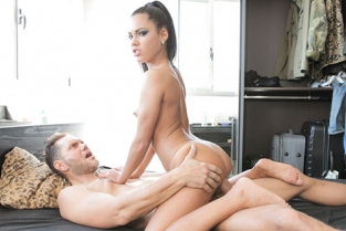 EvilAngel - Apolonia Lapiedra Spanish Vixen Earns Two Wet Loads