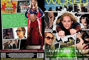 Wicked - Supergirl XXX: An Axel Braun Parody 2016 Carter Cruise, Katrina Jade, Jessica Drake, Riley Steele