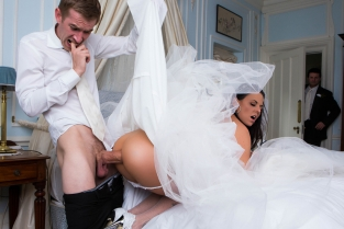 Big Butt Wedding Day Simony Diamond, Danny D