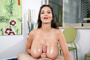NaughtyAmerica - Ava Addams & Preston Parker in Housewife 1 on 1