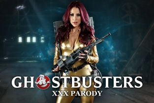 Ghostbusters XXX Parody: Part 1 Keiran Lee & Monique Alexander