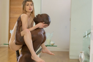 Blacked - Petite Teen Wants Her Black Step Father Kristen Scott & Joss Lescaf