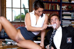 DigitalPlayground - Eva Lovia The Headmistress