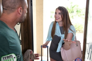 TeamSkeet - Elena Koshka Unexpected Good Fortune TeenPies