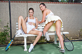 NaughtyAmerica - Melissa Moore & Riley Reid & Buddy Hollywood in Naughty America