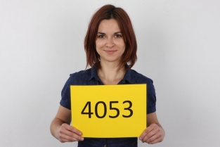 Czech Casting - Lucie 4053