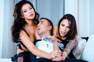 DigitalPlayground - Anna Polina, Nikita Bellucci The Pleasure Provider–Episode 4