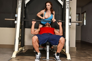 Mrs Creampie - Chanel Preston Nothing Beats A Personal Trainer