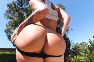 Bangbros - Jada Stevens Jada Stevens and Her Perfect Ass Ass Parade