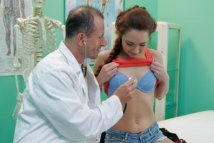 Fake Hospital - Sexual Acrobatics With Russian Babe