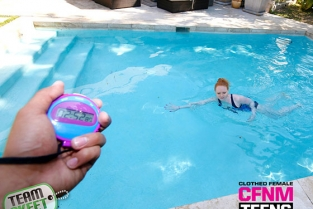 TeamSkeet - Ruby Red White Water Splashin CFNMTeens